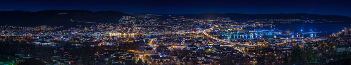 Drammen Panorama-2(16.Nov)