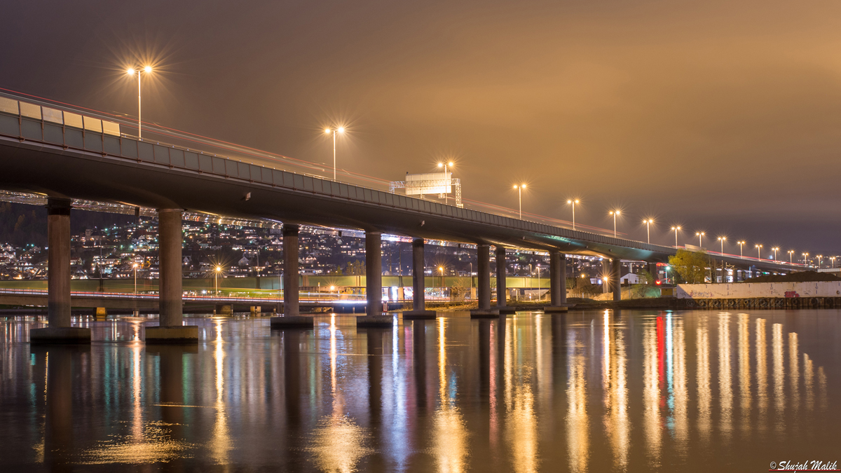 Drammenmotorvei Brua (17.Nov)