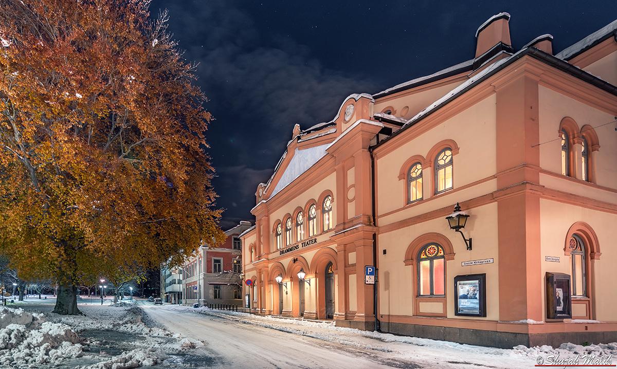 Drammens Teater i S