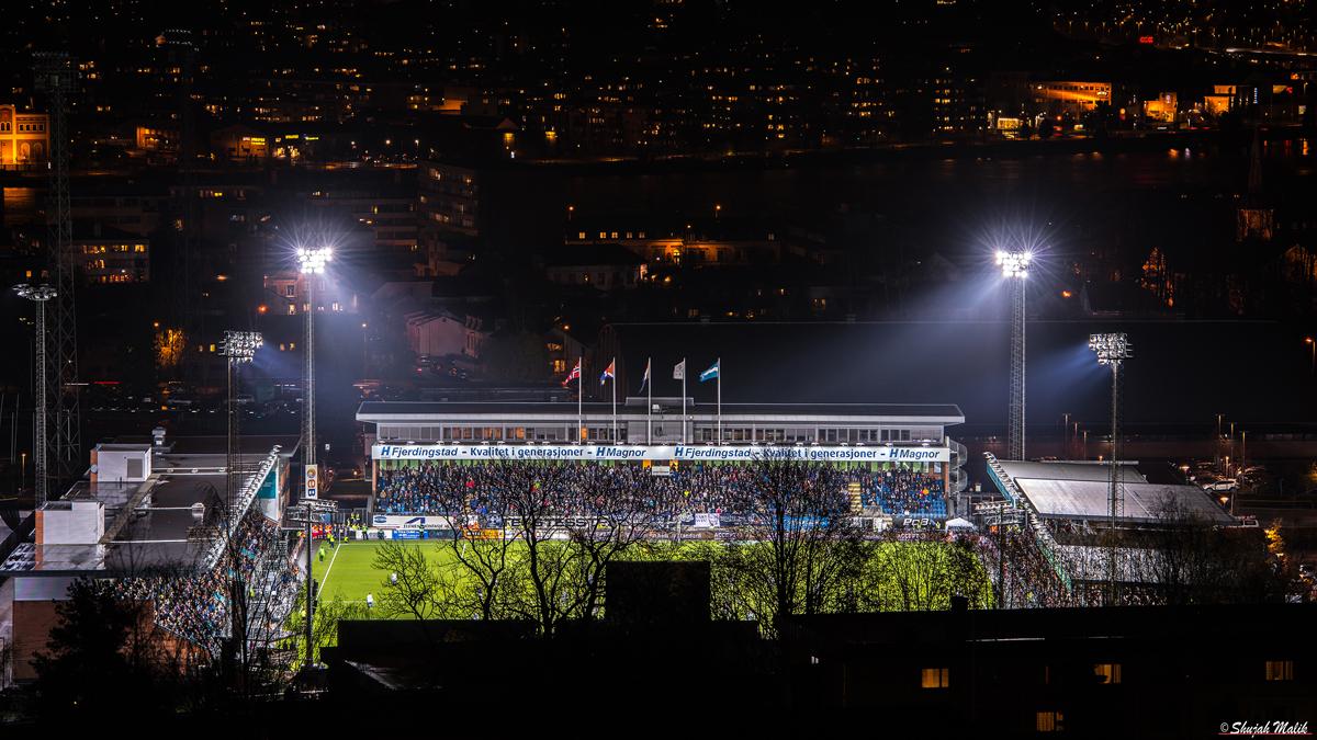 Marelyst Stadium