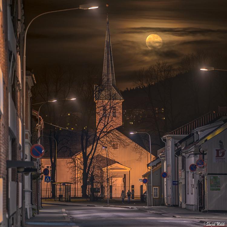 Strømsø Kirke