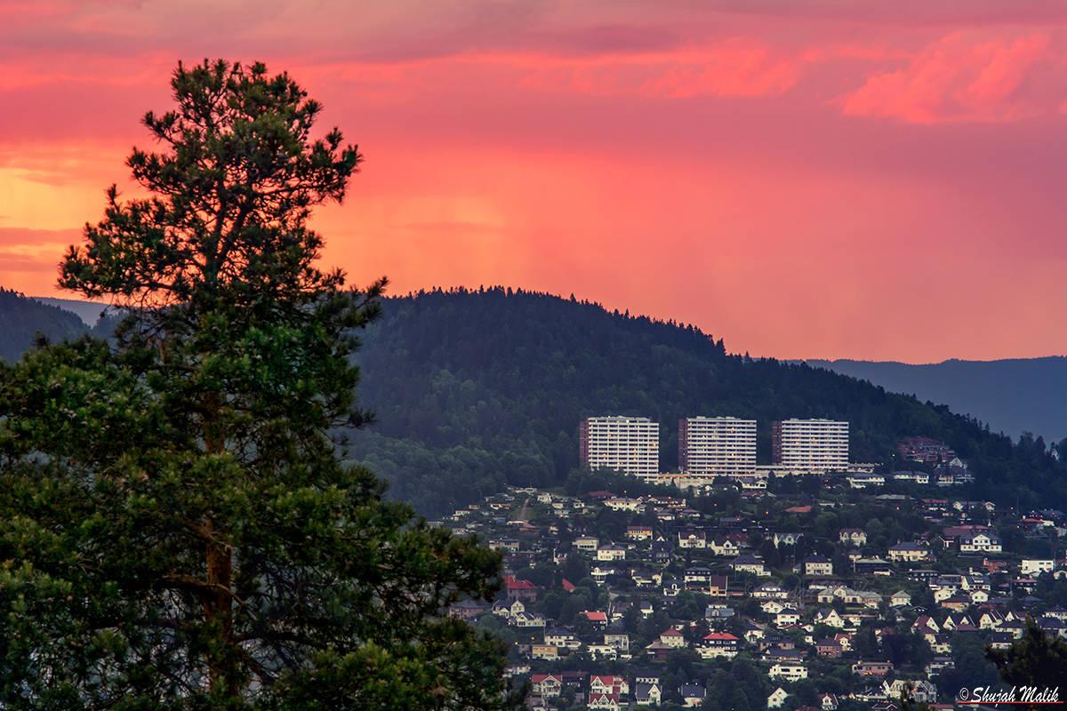 Strøtvet Solnedgang (6.juni)s
