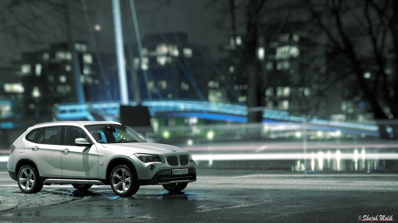 BMW Parken
